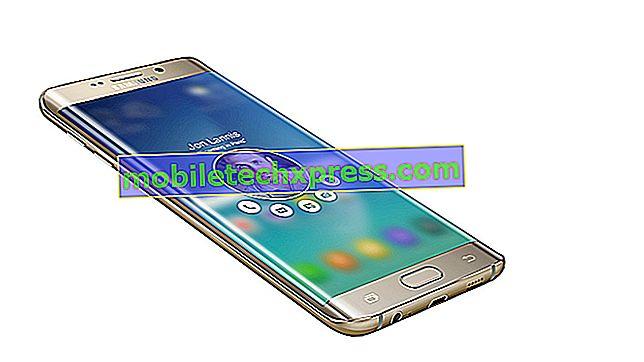 Samsung Galaxy Note 5 Marshmallow Update-problemer vedrørende apps, indstillinger og software