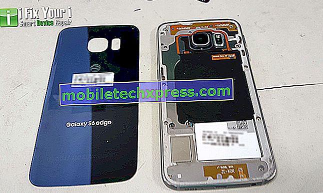 Jak opravit Samsung Galaxy S6 Edge, který není Bootování nahoru