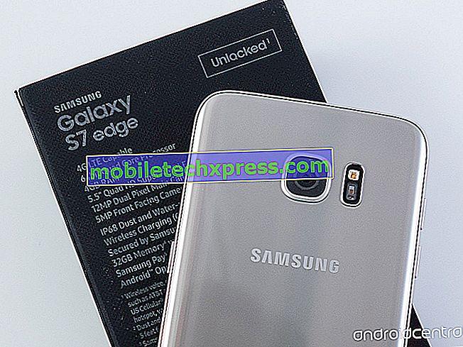 Galaxy S7 perde la connettività di rete e LTE, altri problemi