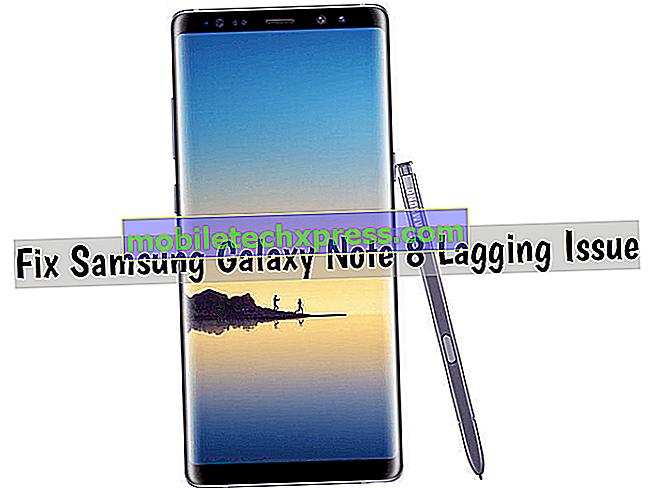 Galaxy Note 5 mottar forsinket tekstmeldinger, flere tekstproblemer