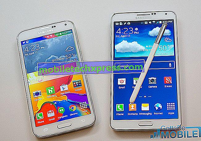 US Cellular sender ud opdateringer til Galaxy S5, Galaxy Note 3 og Galaxy Note 4