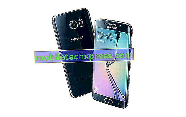 Samsung Galaxy S6 rob + zdaj dobili avgust varnostne posodobitve