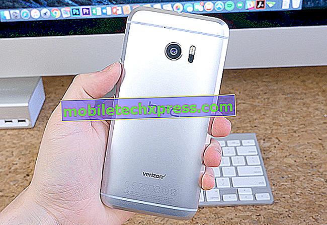 Verizon HTC 10 recibe la actualización de la cámara para mañana