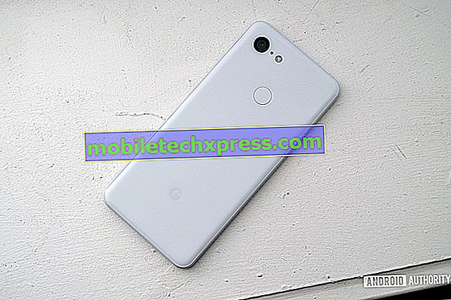 Jak opravit aplikaci Fotoaparát Google Pixel 3 stále trvá problém
