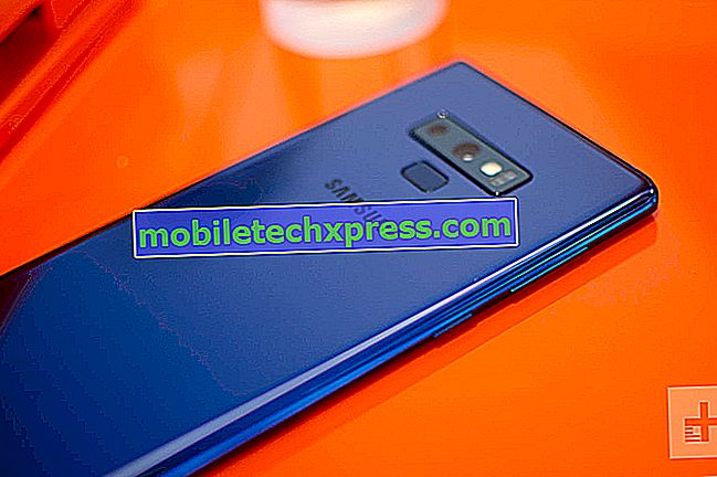 Samsung Galaxy Note 9 Nasıl Kısa Mesaj Gönderilemiyor
