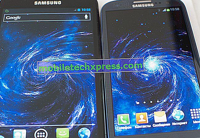 Fehlerbehebung Samsung Galaxy Note 4-Textnachrichten fehlgeschlagen und andere verwandte Probleme