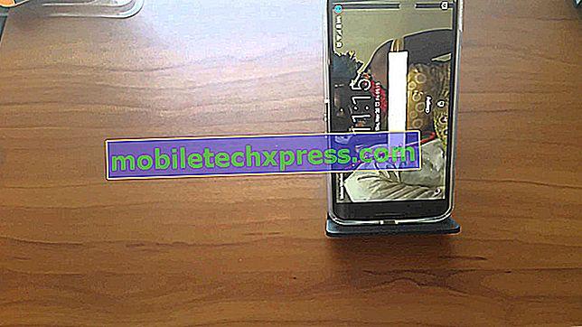 Samsung Galaxy S6 duurt te lang om problemen en andere gerelateerde problemen op te lossen