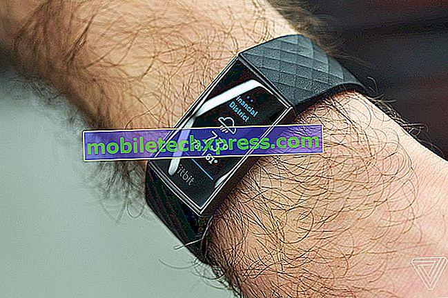 Fitbit Charge 3 stille alarm virker ikke lenger