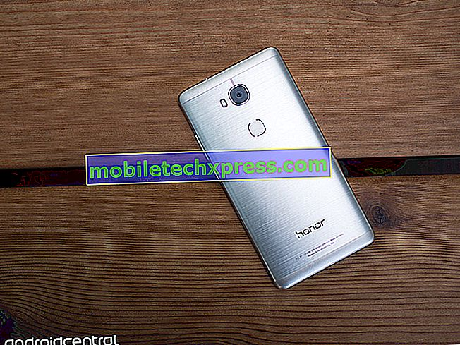Huawei Honor 5X nyní dostává aktualizaci Marshmallow
