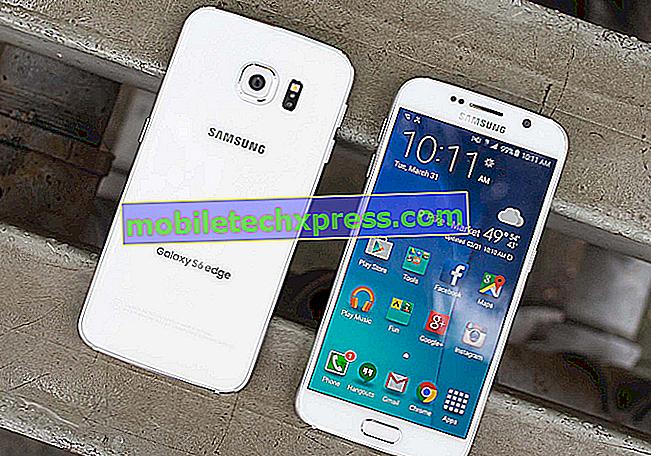 Samsung envia atualizações de segurança de setembro para o Galaxy S6 e a borda S6