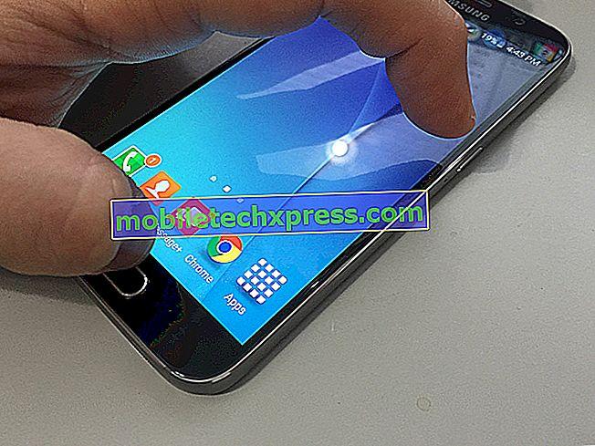 Impossibile disattivare la modalità di risparmio energetico ultra su Galaxy S6 Edge, altri problemi