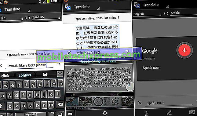 Google Translate güncellemesi gerçek zamanlı resim çevirisi getiriyor