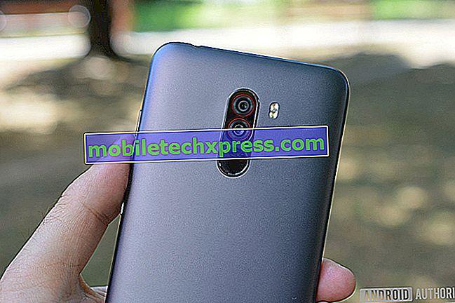 Come resettare hard su Xiaomi Pocophone F1
