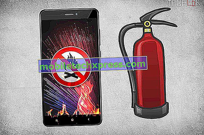 Kaj morate storiti, da preprečite eksplozijo ali lov požara v napravi Samsung Galaxy Note 7 [Varnostni nasvet]