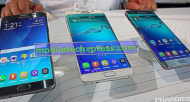 Så här startar du Samsung Galaxy Note 5 i Säkert läge, torka Cache Partition, utföra Master Reset, etc