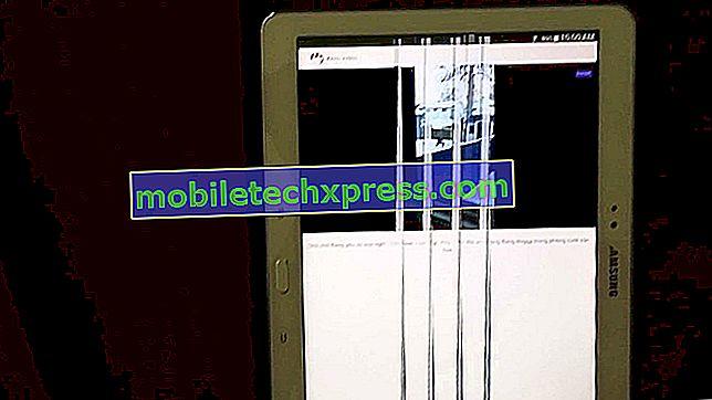 ¿Qué hacer con tu Samsung Galaxy Note 9 con problema de parpadeo de pantalla?