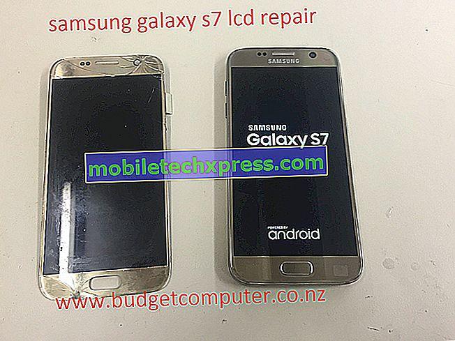"""Samsung Galaxy S7 wurde korrigiert: """"Leider wurde die E-Mail angehalten"""" [Fehlerbehebung]"""
