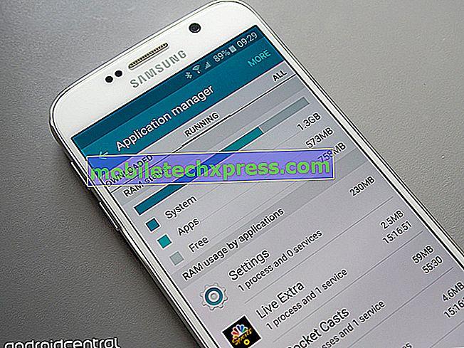 La batterie Samsung Galaxy S6 Edge se vide pendant le chargement et les autres problèmes connexes