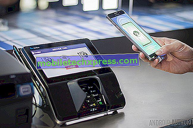 Samsung tilbyder gratis trådløse opladningspuder til Samsung Pay-brugere