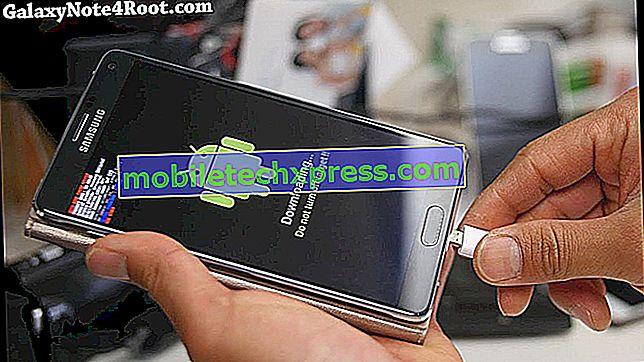 """Kaip pataisyti """"Samsung Galaxy"""" pastabą 9 įstrigo programinės įrangos atnaujinimui"""