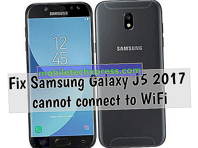 Sådan Fix Samsung Galaxy A9 Ikke Tilslutning Til Wi-Fi Netværk