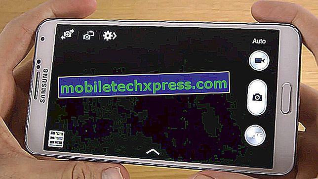 Feilsøking av Samsung Galaxy S4-kameraproblemer