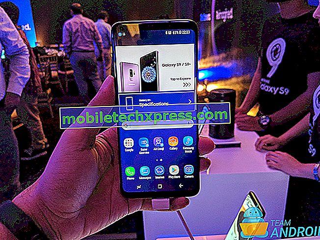 So beheben Sie ein Galaxy S9 mit Batterieproblem nach der Installation des Android Oreo-Updates