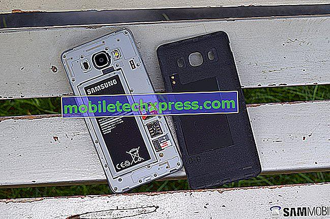 Samsung Galaxy S6 bleibt beim Verizon-Bildschirm stecken und andere Probleme
