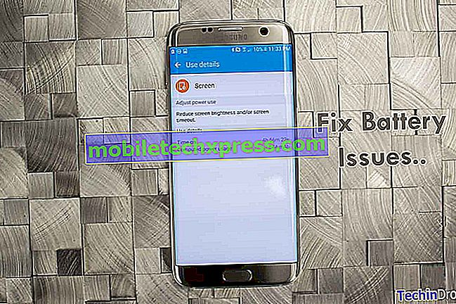 Kako popraviti Samsung Galaxy Opomba 9 Fast Battery Drain Po Software Update