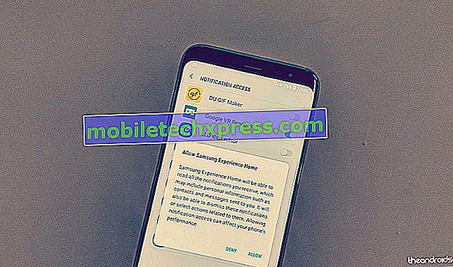 So beheben Sie die installierte App Samsung Galaxy Note 9, die nicht angezeigt wird