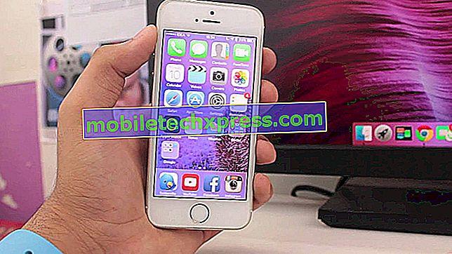 OnePlus 6 Ekranında Beyaz Çizgiler Nasıl Onarılır