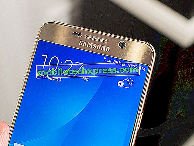 Galaxy S6 s'éteint même lorsque la batterie est chargée, d'autres problèmes