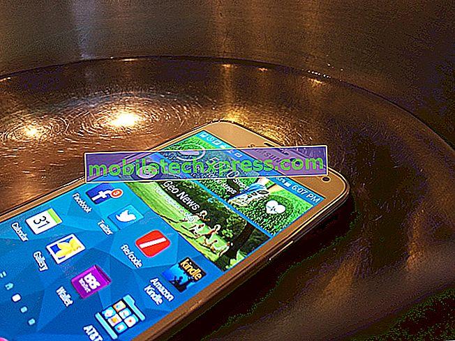 """So beheben Sie das Samsung Galaxy Note 5-Problem: """"Leider wurden Nachrichten nicht mehr angezeigt"""" [Fehlerbehebung]"""
