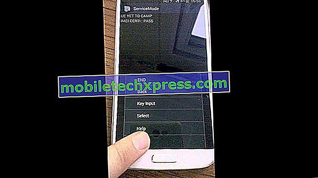 Sådan Fix Samsung Galaxy A9 Holder På Afbrydelse Fra Wi-Fi