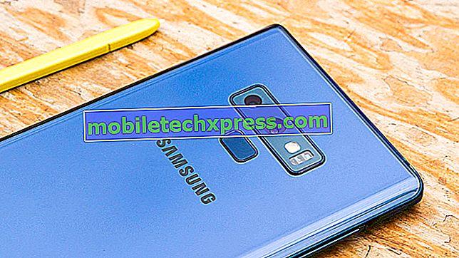 So beheben Sie das Samsung Galaxy Note 9 während eines Software-Updates