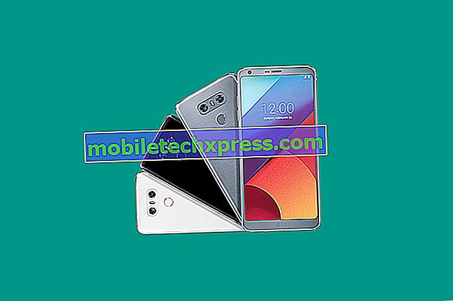 แก้ปัญหา LG G6 แล้วด้วย Lagging หลังจากอัพเดท Android Oreo