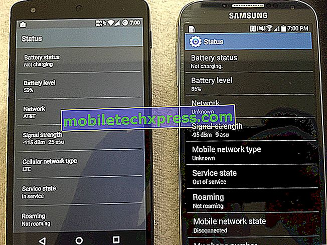 Sådan Fix Samsung Galaxy J3 svag signal modtagelse