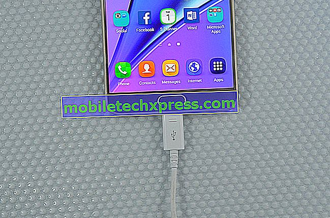 วิธีการแก้ไข Samsung Galaxy Note 4 ไม่ชาร์จและปัญหาอื่น ๆ ที่เกี่ยวข้อง