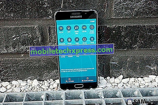 So beheben Sie ein Galaxy J5, das nach dem Zufallsprinzip neu startet und im Samsung-Logo-Bildschirm hängen bleibt