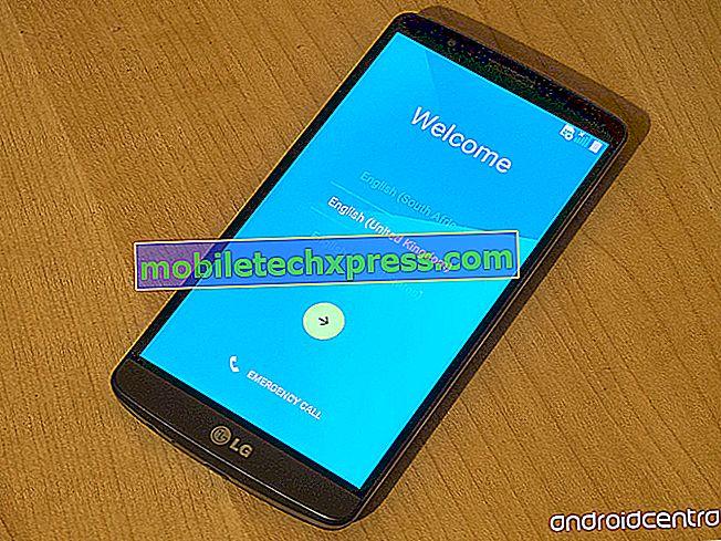 AT & T LG G3 mis à jour avec VoLTE