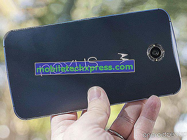 Problémy s daty Nexus 6 nejsou omezeny pouze na USA, společnost Google pracuje na opravě