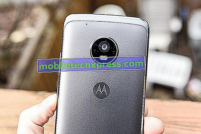 Motorola Moto G5 ekran titrek sorunu çözmek için nasıl?  [Sorun giderme kılavuzu]