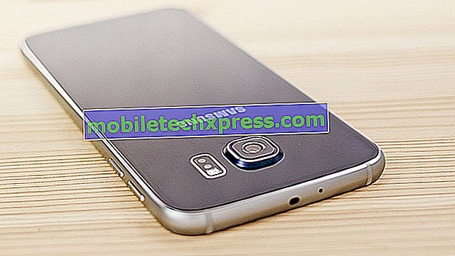 Samsung Galaxy S6 Apps opdaterer ikke på Wi-Fi-problem og andre relaterede problemer