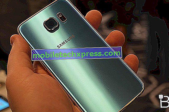 Společnost Verizon posílá bezpečnostní aktualizace všem vlajkovým lodím Samsung Galaxy v roce 2015