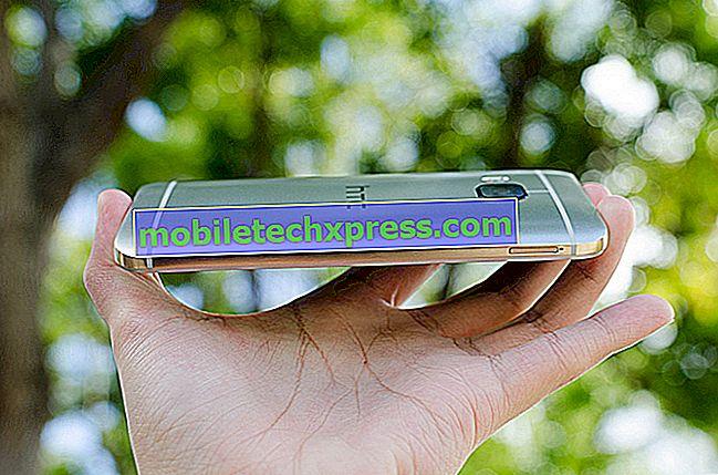 HTC One M8 aşırı ısınma sorunu nasıl çözülür [sorun giderme kılavuzu]