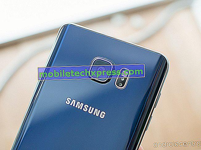 Wie kann man Samsung Galaxy Tab S4 reparieren, das auf dem schwarzen Bildschirm des Todes stecken bleibt?