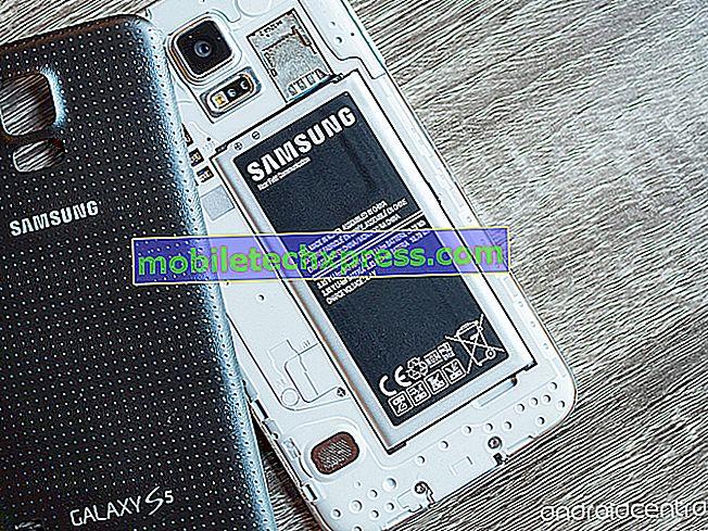 Come risolvere un Samsung Galaxy S6 che si surriscalda quando è collegato ma non sta caricando affatto