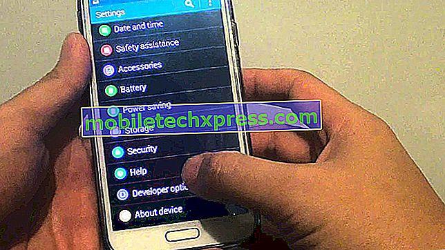 Samsung Galaxy S5 wird nicht aufgeladen