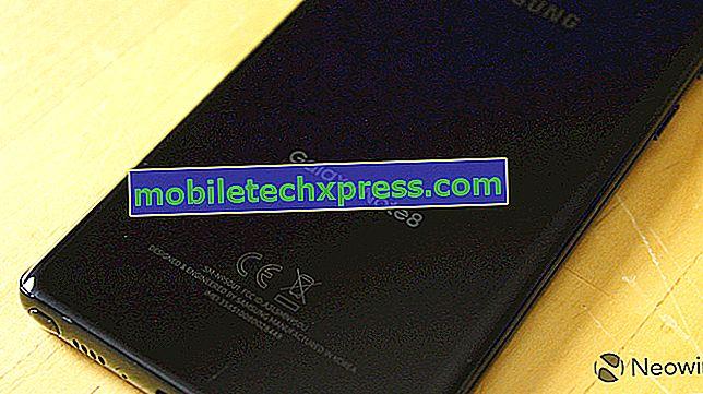 Comment résoudre Galaxy Note8 avec l'erreur «L'UI système ne répond pas» [guide de dépannage]