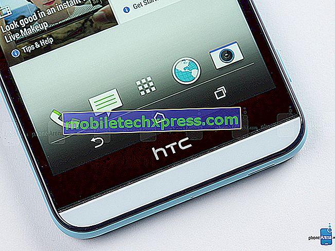 AT&T HTC Desire Eye za posodobitev Android 5.0